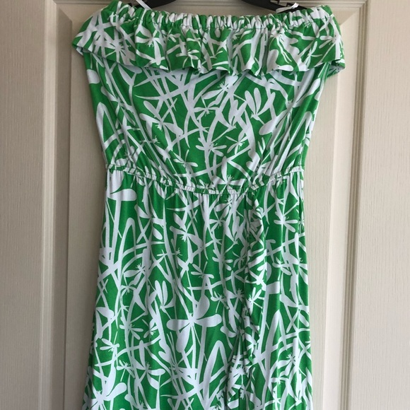 4aa1d786f216 Lilly Pulitzer Dresses | Nwt Lily Pulitzer Dragonfly Print Dress ...